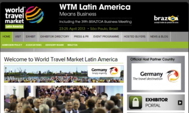 WTM Latin America destaca su presencia en las redes sociales