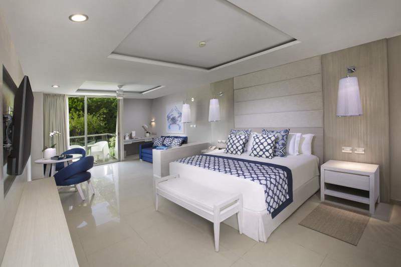 Habitación Junior Suite Superior del Grand Sirenis Riviera Maya Resort & Spa