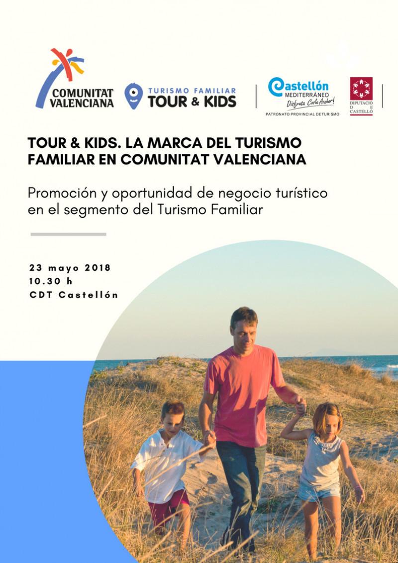 Tour Kids Participa En Una Jornada Sobre Turismo Familiar En