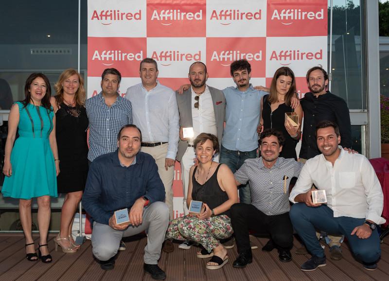 Affilired Awards 2018