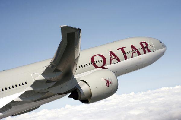 Qatar airways ofrecer 3 vuelos diarios desde madrid a for Oficina qatar airways madrid